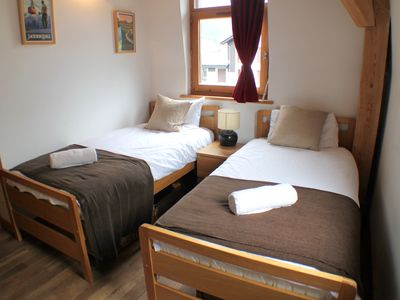 Photo for Central Chamonix 2 Bed Apartment