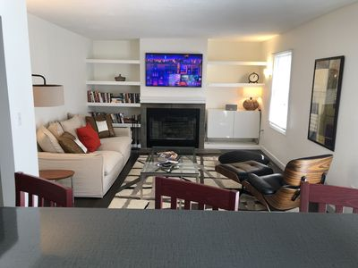 Photo for aqua 10/18-10/20 $250/NT Scrnd porch Firepit Large yard/deck Walk to town