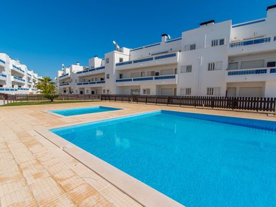Photo for Santa Luzia Residence T2 Apartment with Pool and Parking