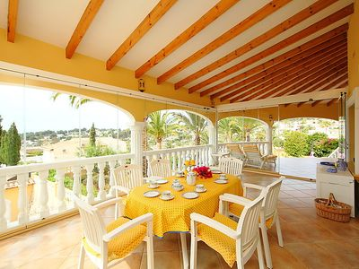 Photo for 3BR House Vacation Rental in Moraira
