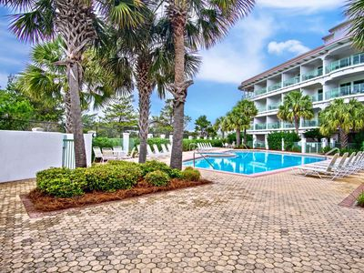 Photo for ALL NEW- Inn at Seacrest 207 Studio-Balcony-Pool on 30A, Seacrest Beach, FL
