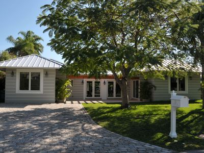 Photo for Magnificent Furnished Home In A Spectacular Island Location