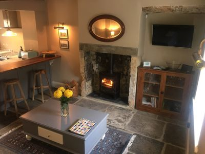 Photo for Charming, recently renovated, cosy cottage for two in Wetherby