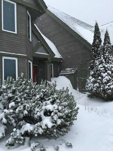 Photo for Ski-in ski-out, 3 floor deluxe Townhouse North Village Top of Village Chair