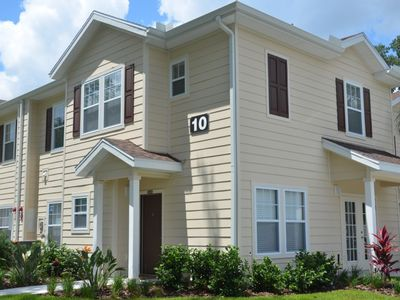 Photo for Enjoy Orlando With Us - Lucaya Village - Welcome To Relaxing 4 Beds 3 Baths Townhome - 3 Miles To Disney