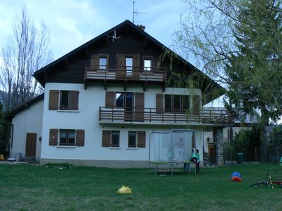 Photo for Nice chalet with mountain view