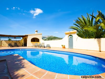 Photo for Four Bedroom Villa With Private Garden And Pool With Stunning Mountain Views