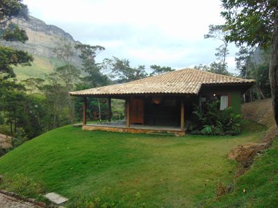 Photo for Beautiful house overlooking the magical Morro Branco!