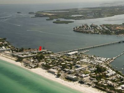 Photo for Gulf Watch 211 - Condo 2 Bedroom / 2 Bath Gulf to Bay access, maximum occupancy of 6 people.