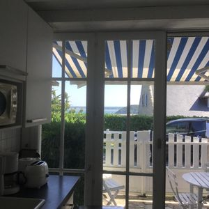 Photo for Pte Garde, seafront, sought-after location, 3 rooms, modern and bright, South