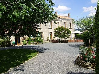"Photo for ""Stunning high spec French property""sleeps10. Heated pool. Spacious gardens."