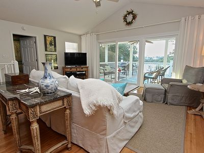 Photo for 25% OFF* Book Now! Lakefront in 30A w/a Private Pool 5BR-4BA, Camp Creek Lake