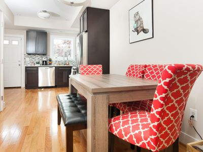 Photo for Beautiful Capitol Hill Row House Steps from Eastern Market & Metro
