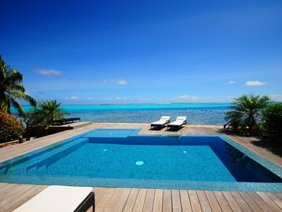 Photo for #10 Pool Villa Bliss by TAHITI VILLAS