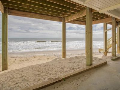 Photo for Oceanfront Home away from Home