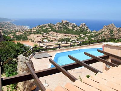 Photo for Vacation home Ville Park Paradise  in Costa Paradiso, Sardinia - 8 persons, 3 bedrooms