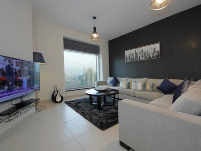 Photo for Dubai Downtown 2 Bedrooms Apartment II