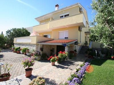 Photo for Holiday apartment with air conditioning and only 150 meters from the beach
