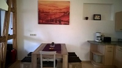 Photo for Apartment with 3 double bedrooms, a single bedroom and cot - Apartment Helene with campsite