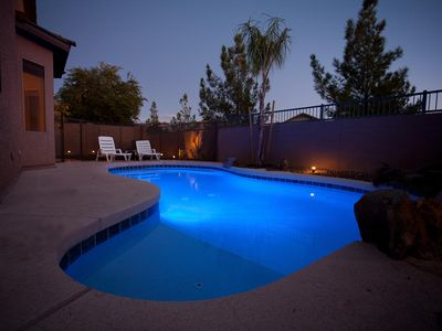 Photo for Single-Storey Spacious Home-Priv. --- spa --- pool heat  must be pre-arrange