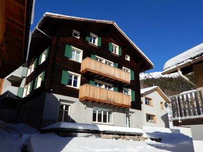 Photo for Apartment Ferienwohnung Huber  in Sedrun, Surselva - 5 persons, 3 bedrooms