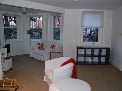 Photo for Furnished 1-Bedroom Apt In Historic Capitol Hill For Long Term Rental