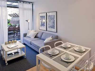 Photo for Flateli. Llúria - Apartment for 4 people in Barcelona