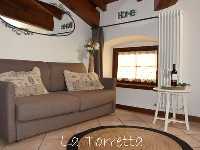 Photo for La Torretta Apartment- historical centre- free wi-fi and car park
