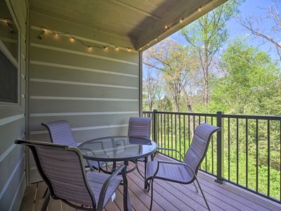 Photo for NEW! Townsend Condo w/Pool & Great Smoky Mtn Views