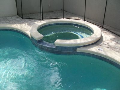 Your Own Private Beautiful Heated Pool and Hot tub