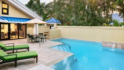 Photo for Westin St John, USVI Three Bedroom Pool Villa July 4th week