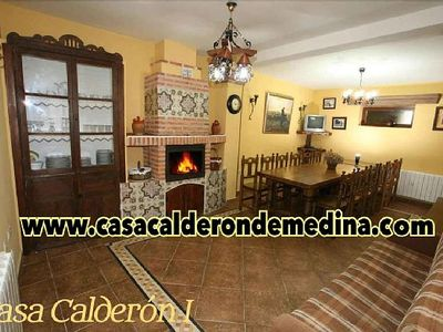 Photo for Self catering Calderon de Medina I, II and III for 9 people