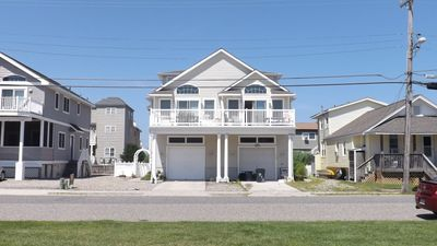 Photo for BAY VIEWS!  Enjoy privacy in the fenced in rear yard in this quiet area.