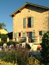 Two Gites with Pool Near Cadillac, Gironde, Aquitaine - Petite Lavande (2 Bedrooms, Sleeps 4)
