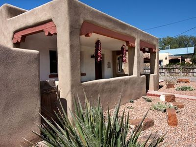 Photo for Casa Quintana:  Charming 1 Bedroom Home; Hot Tub; Walking Distance to the Plaza