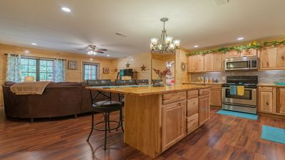 Photo for Paws Den is a 2 Bedroom 2 Bath with Hot Tub