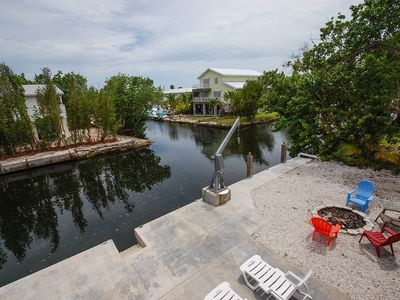 Photo for Adorable canalfront cottage on Cudjoe Key
