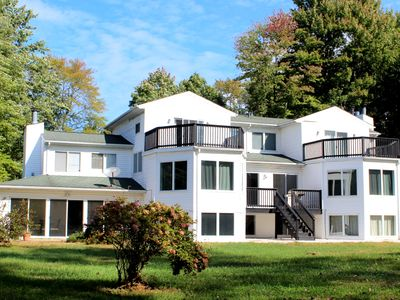 Photo for Modern Estate with huge backyard and a lot of privacy. 8 bedrooms + 7 1/2 bath