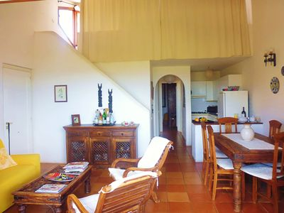 Photo for Large four-room apartment overlooking the Costa Smeralda