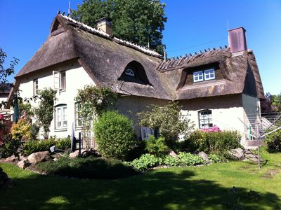 Photo for Holiday and relaxation in a romantic thatched cottage