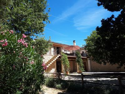 Photo for La Jonquière, located between Maubec and Oppède le Vieux, at the foot of the Luberon