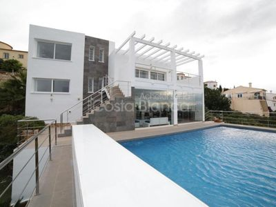 Photo for Superb Luxury Private Pool Villa 10mx5, Sea View, 15mn Dénia, 10mn Beaches