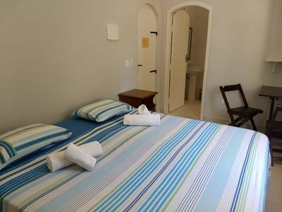 Photo for Cozy Suites at Pousada Ubatuba441 - Tenório Beach