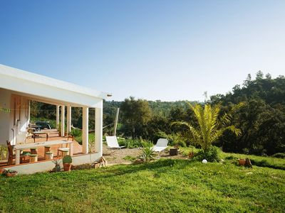 Photo for Holiday house in beautiful nature - entire valley - Costa Vincentina