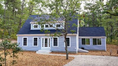 Photo for Newly Built Wellfleet Home with Central Air!!