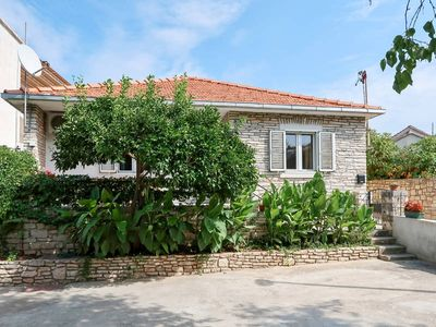 Photo for Vacation home Tamjan  in Supetar, Dalmatia - 8 persons, 3 bedrooms