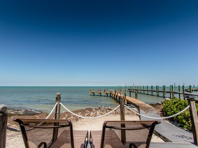 Photo for Hidden Paradise ~ 3 Bed 3 Bath Gulf Front Home