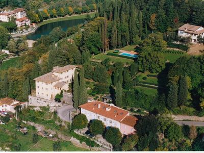Photo for Luxury 18th Century Villa Walking distance to a Pretty Village