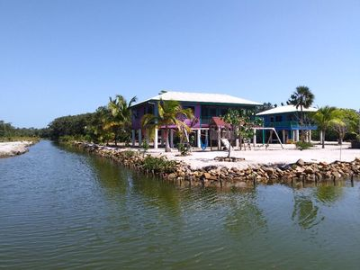 Photo for Three bedroom waterfront home