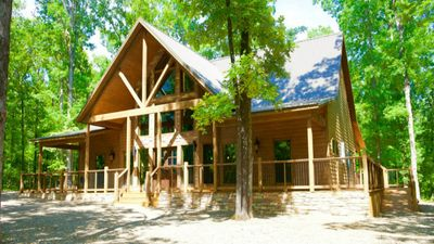 Photo for STEEL CREEK LODGE IS RELAXATION AND ADVENTURE FOR THE  ENTIRE FAMILY!!!